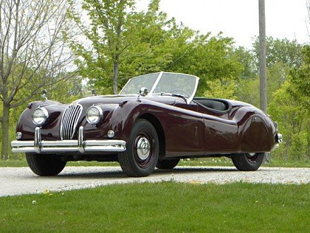 1955 Jaguar XK 140 for sale 100871726