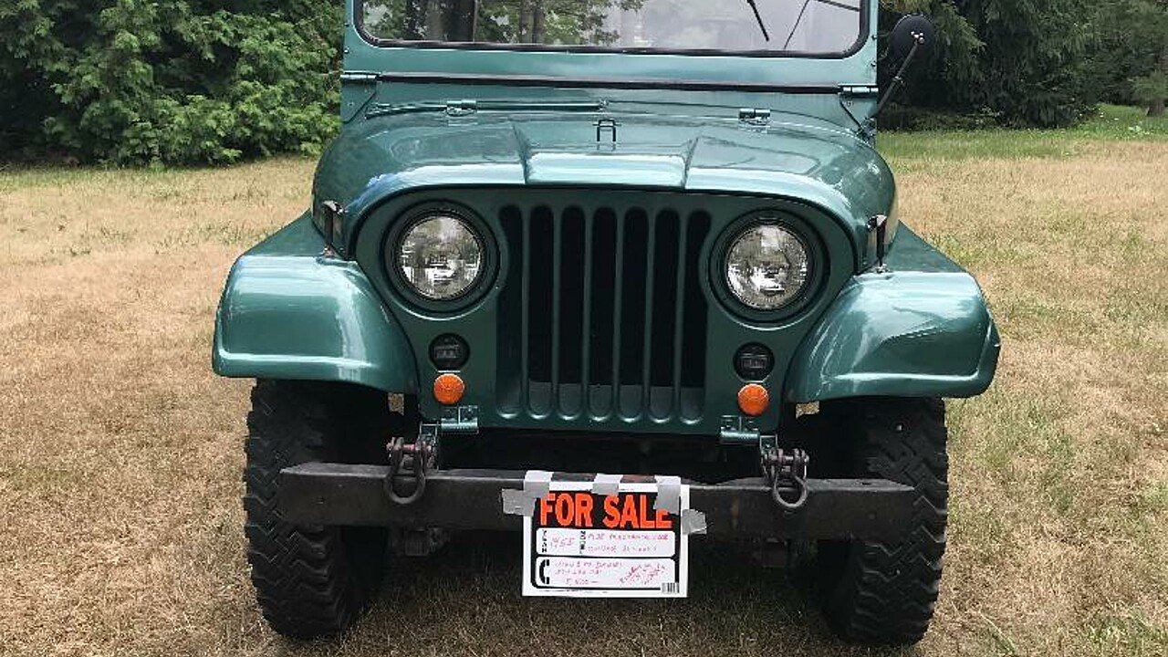 1955 Jeep Other Jeep Models for sale 101007952