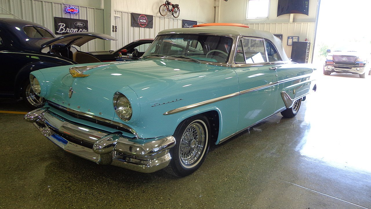 1955 Lincoln Capri for sale 100982563