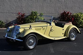 1955 MG TF for sale 100925479