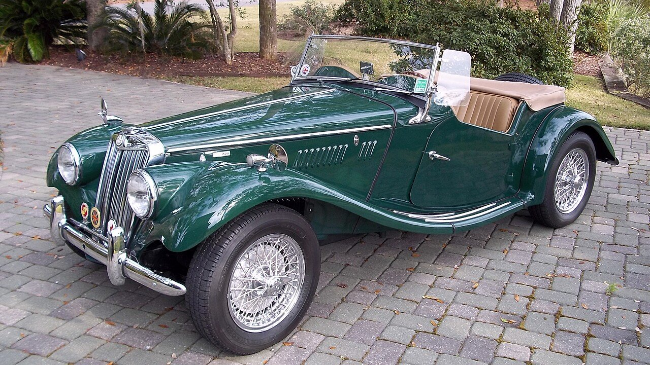 1955 MG TF for sale near Isle of Palms, South Carolina 29451 ...