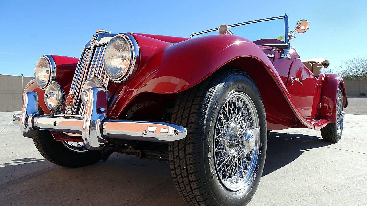 1955 MG TF for sale near Vancouver, Washington 98665 - Classics on ...