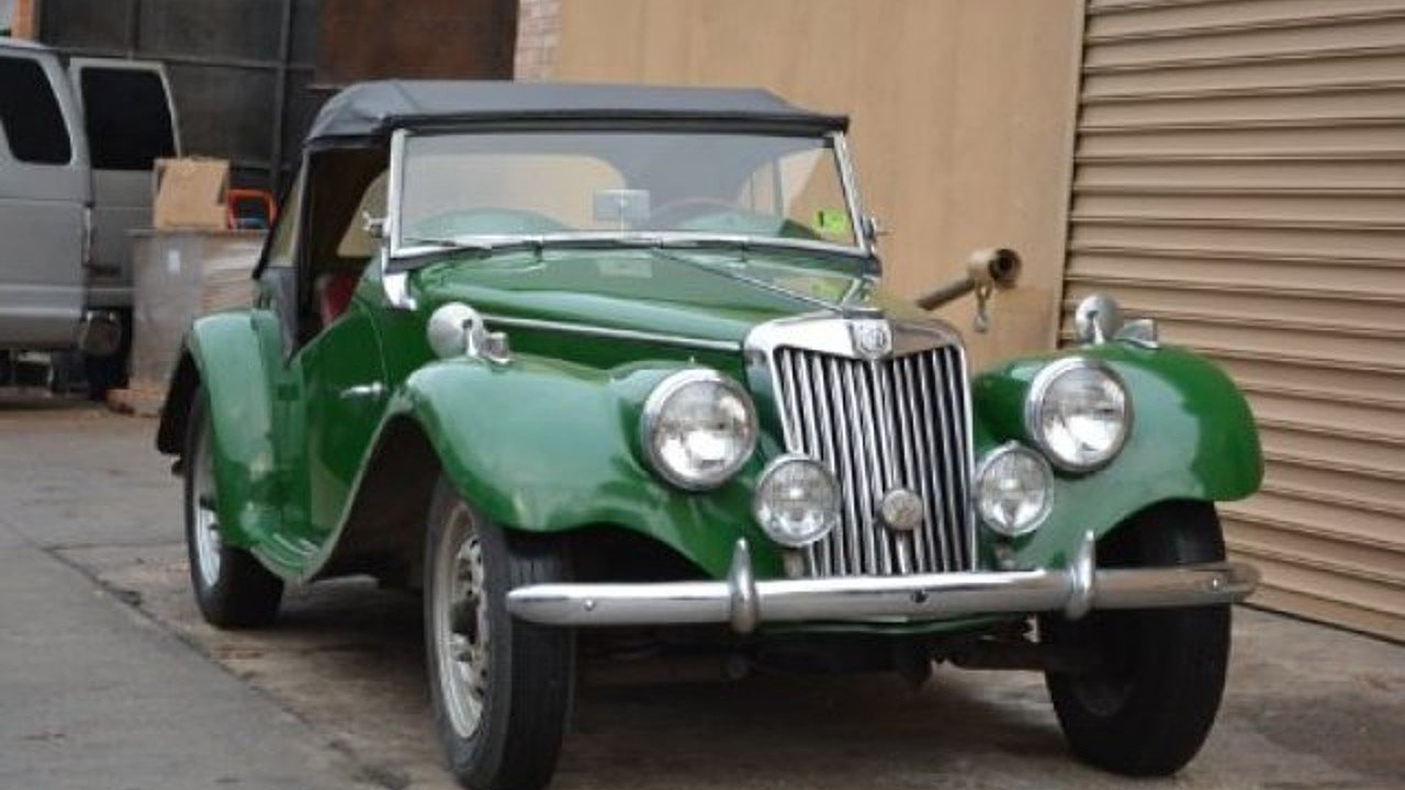 1955 MG TF for sale near Queens, New York 11103 - Classics on Autotrader