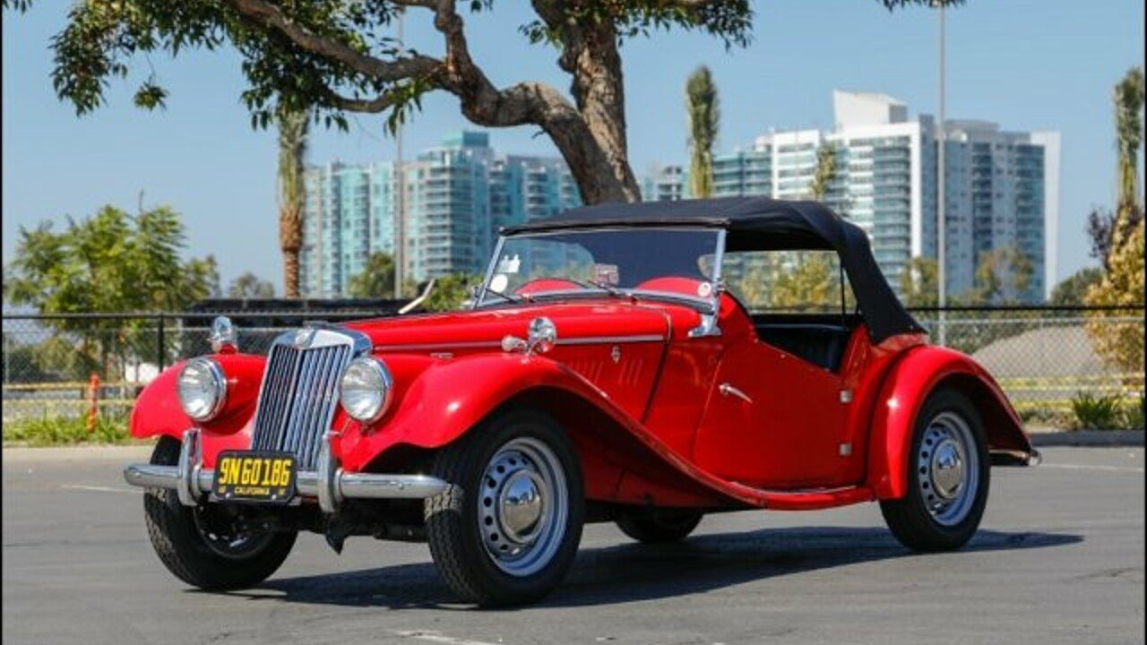 1955 MG TF for sale 101025913