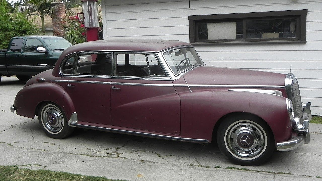 1955 Mercedes-Benz 300B for sale near Vista, California 92084 ...