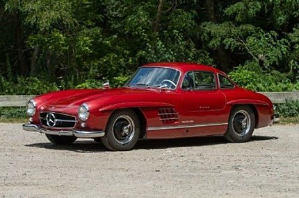 1955 Mercedes-Benz 300SL for sale 100733788