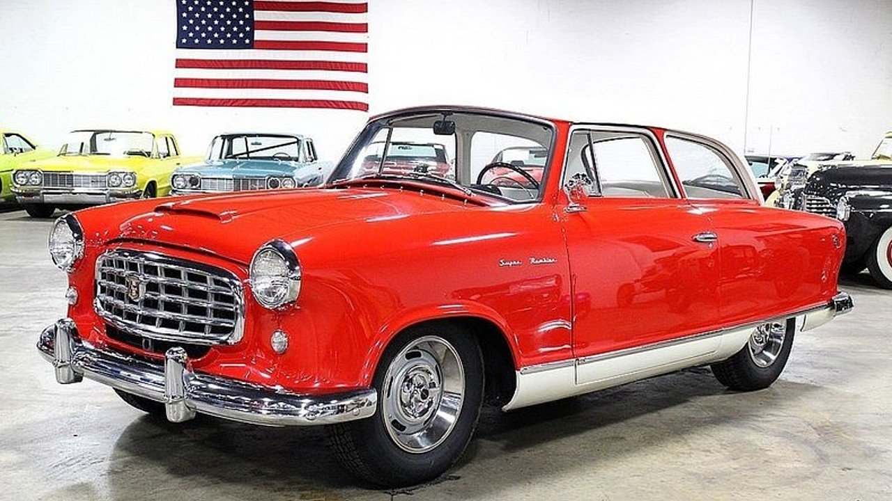 1955 Nash Rambler for sale 100910936