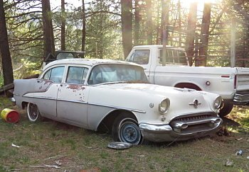 1955 Oldsmobile 88 for sale 100792287