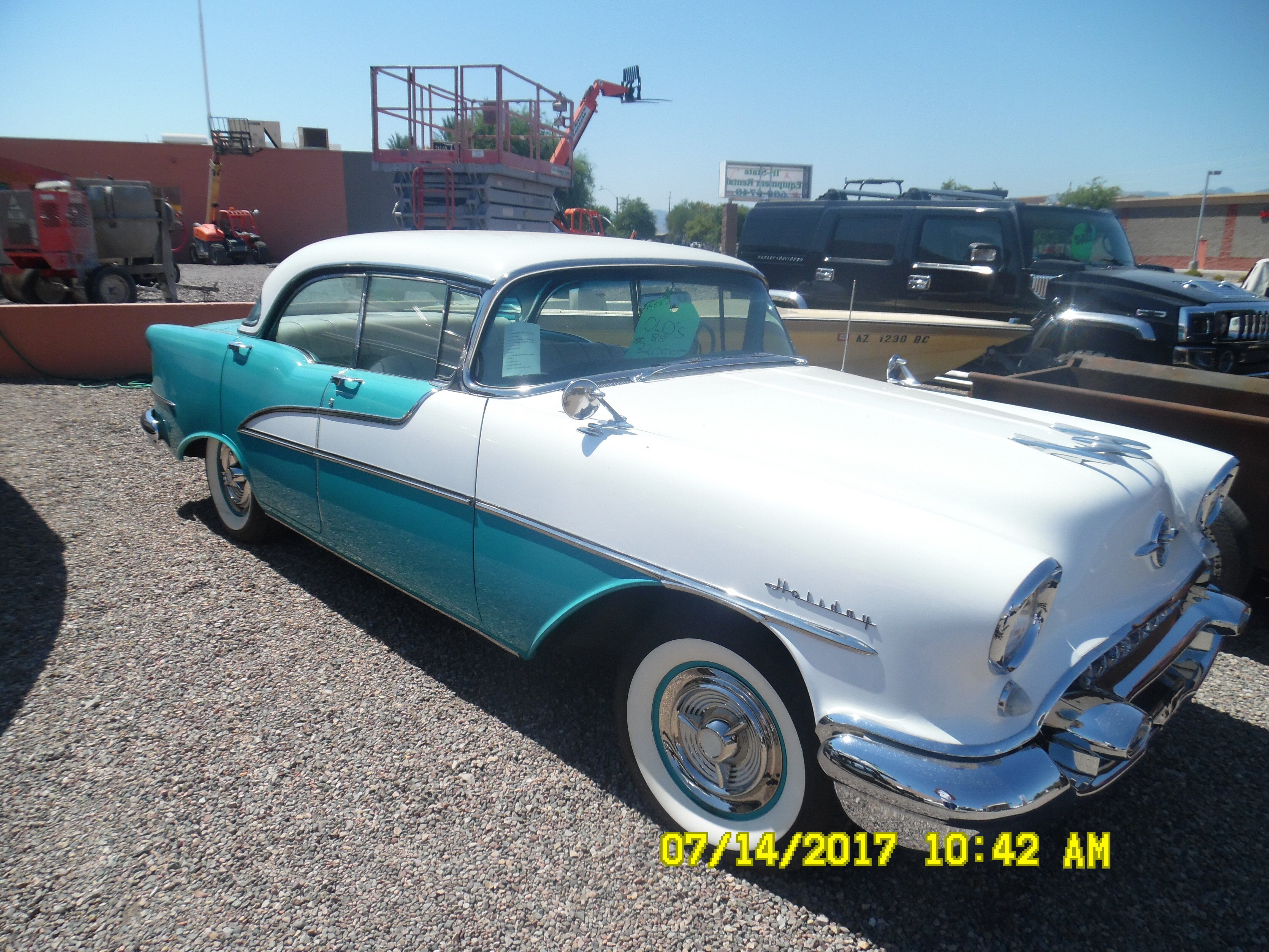 1955 Oldsmobile 88 Classics For Sale Classics On Autotrader