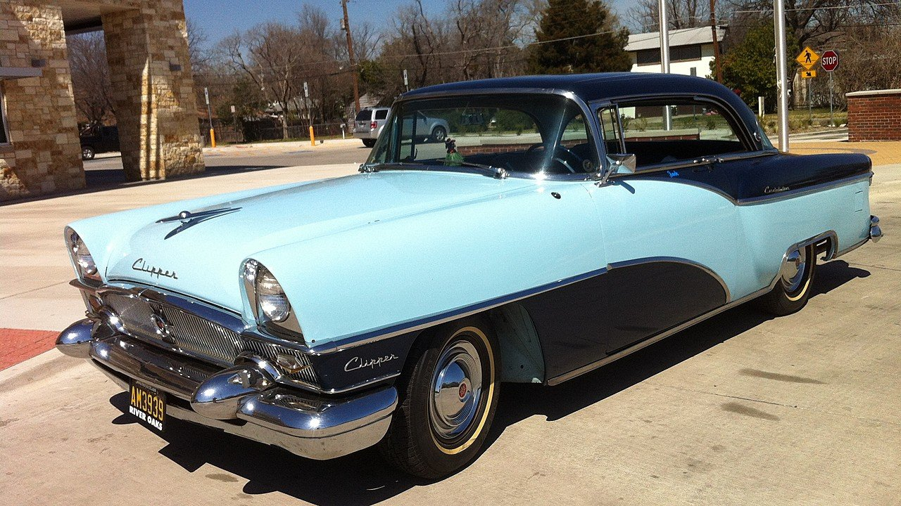 1955 Packard Clipper Series For Sale Near Fort Worth