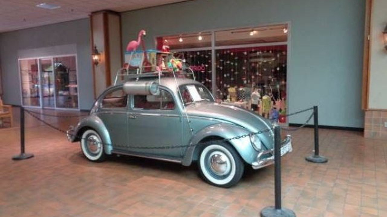 1955 Volkswagen Beetle for sale 100839526