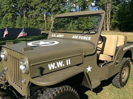 1955 Willys Other Willys Models for sale 100835441