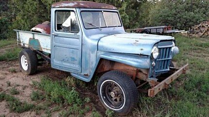 1955 Willys Other Willys Models for sale 100911964