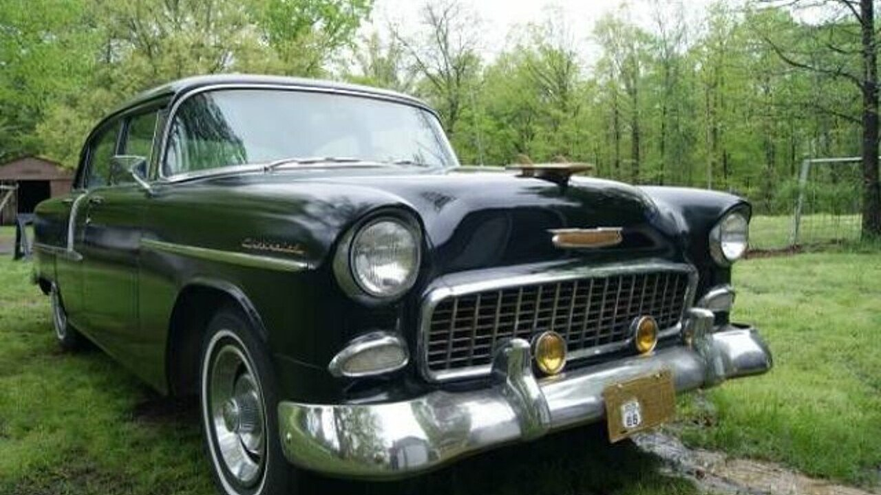 1955 chevrolet Bel Air for sale 100879656