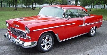 1955 chevrolet Bel Air for sale 101037471