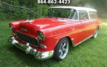 1955 chevrolet Nomad for sale 101018076
