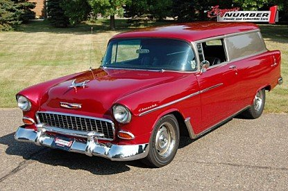 1955 chevrolet Sedan Delivery for sale 101021598