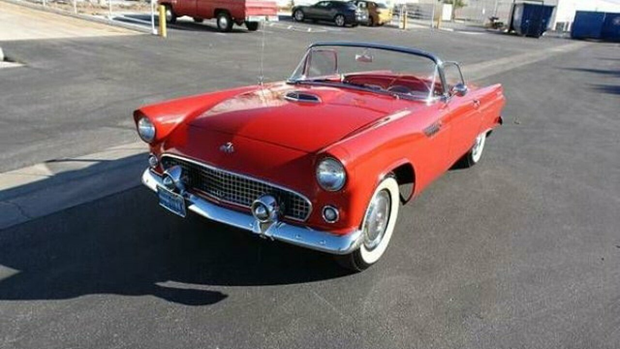 1955 ford Thunderbird for sale 100842896