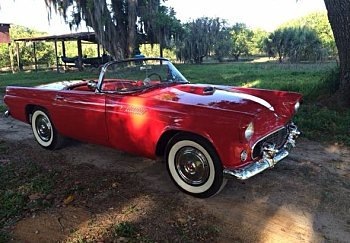 1955 ford Thunderbird for sale 100903529