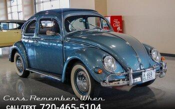 1955 volkswagen Beetle for sale 101017160