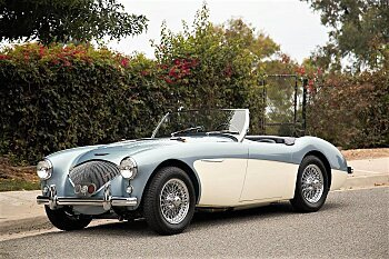 1956 Austin-Healey 100M for sale 100942465