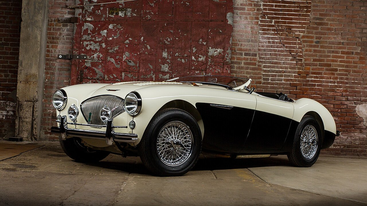 1956 Austin-Healey 100M for sale 100917311