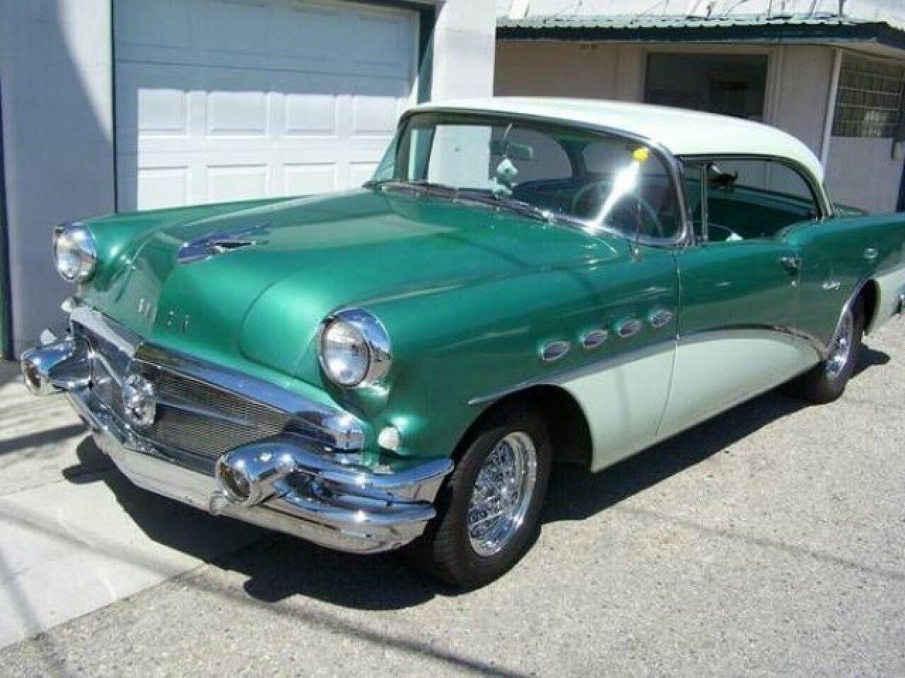 1956 Buick Century For Sale Near Cadillac Michigan