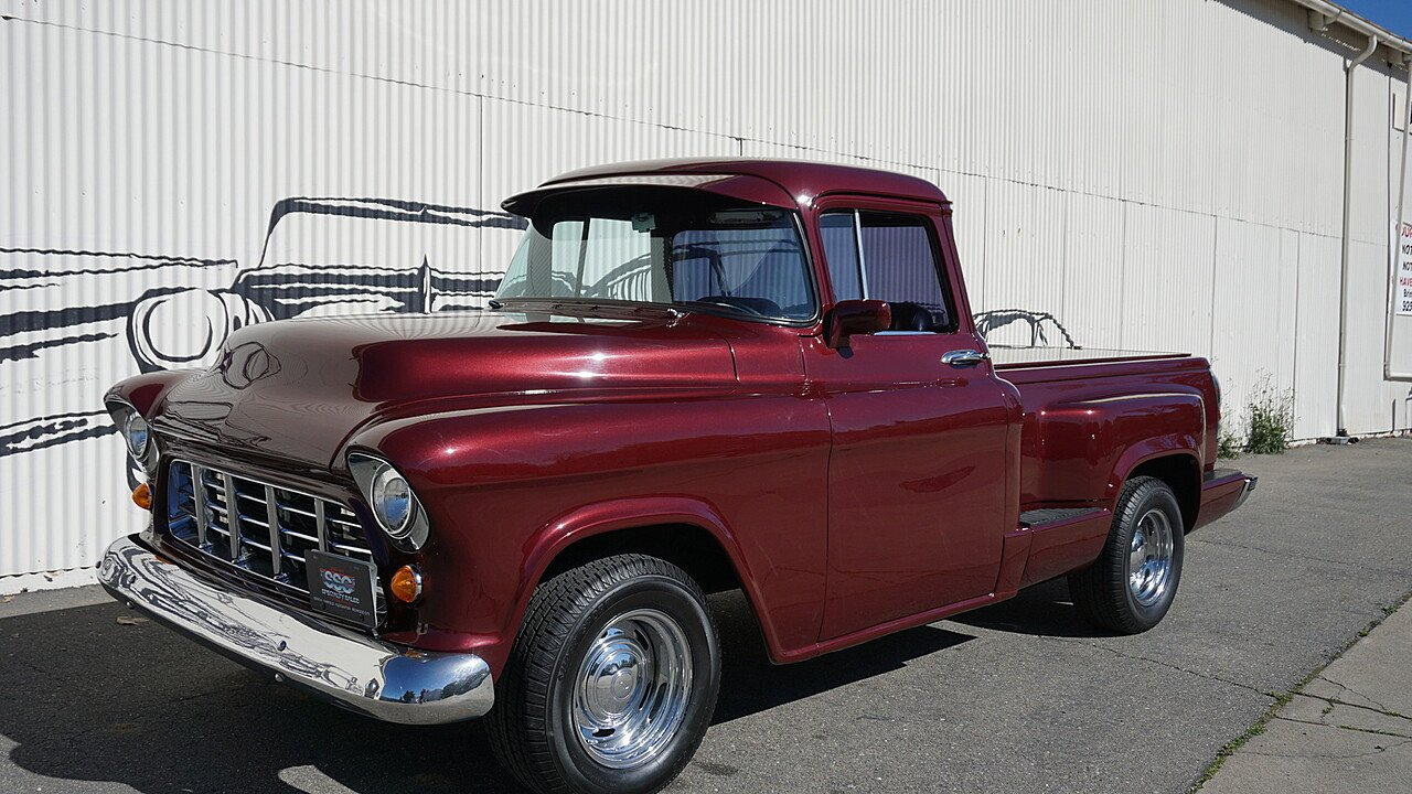 1956 Chevrolet 3100 for sale near Fairfield, California 94533 ...
