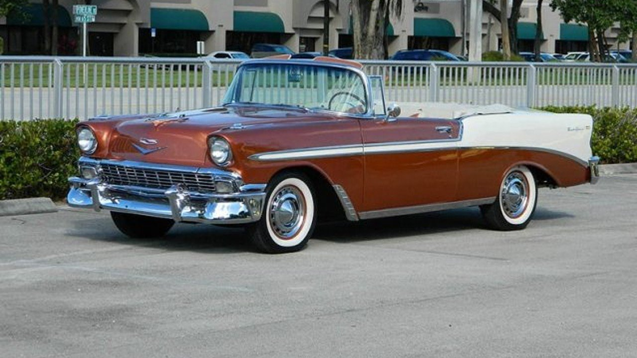 1956 Chevrolet Bel Air for sale 100847466