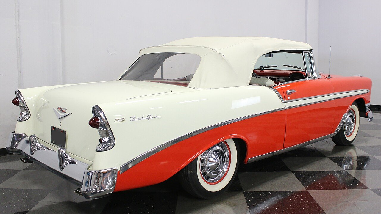 1956 Chevrolet Bel Air for sale near Sterling Heights, Michigan ...