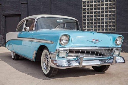 Chevrolet bel air classics for sale classics on autotrader for American classic auto sales