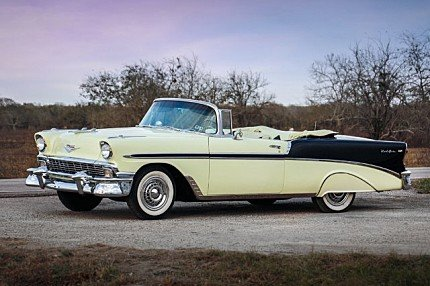 1956 chevrolet bel air for sale 100857091 - Old American Muscle Cars For Sale