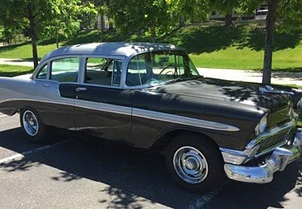 1956 Chevrolet Bel Air Clics for Sale - Clics on Autotrader