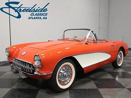1956 Chevrolet Corvette for sale 100945664