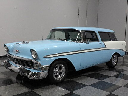 1956 Chevrolet Nomad for sale 100763627