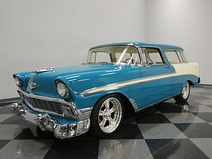 1956 Chevrolet Nomad for sale 100789090
