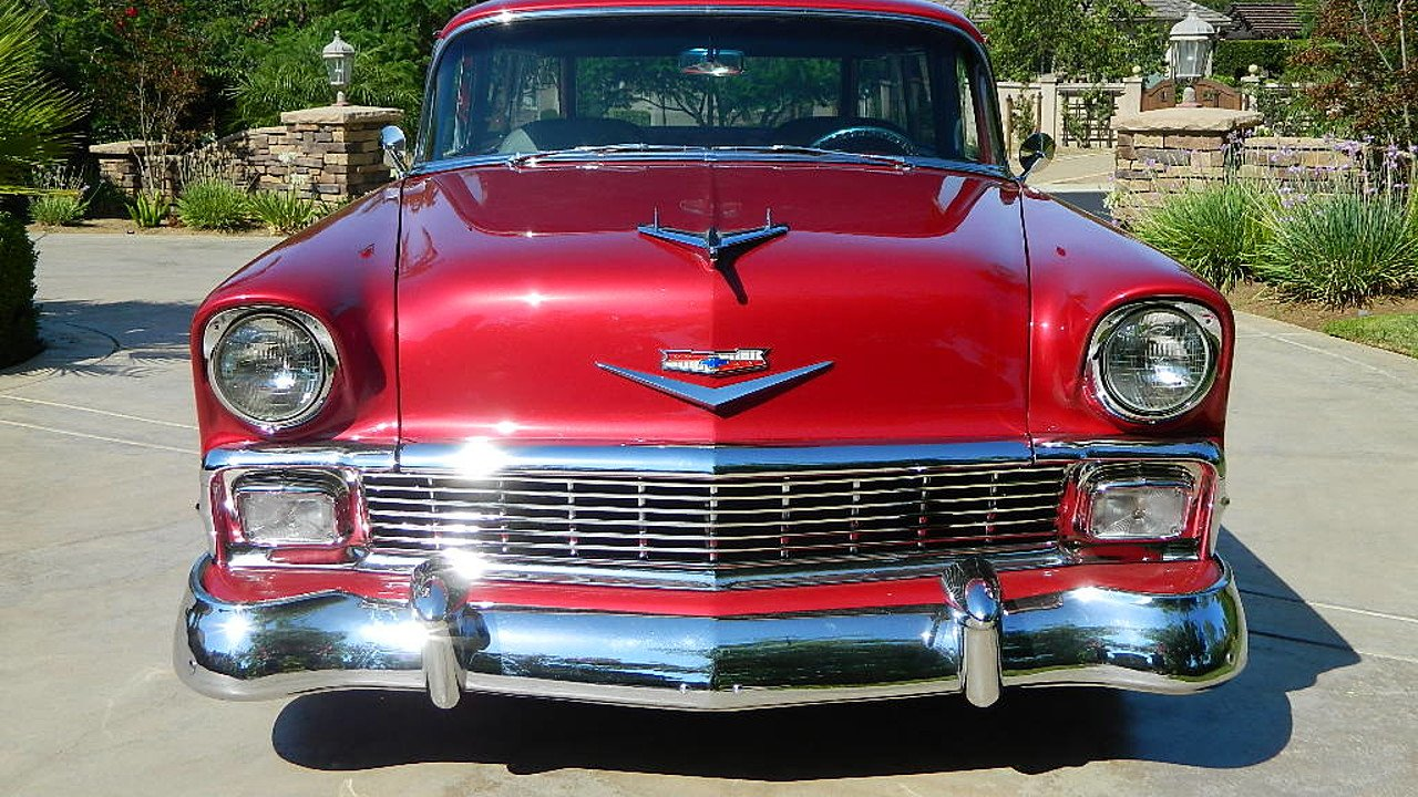 All Chevy 1956 chevy nomad for sale 1956 Chevrolet Nomad for sale near Orange, California 92867 ...
