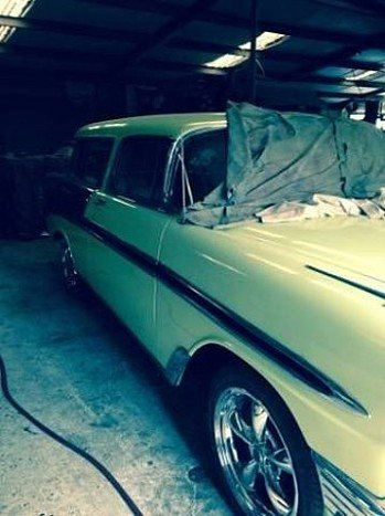 1956 Chevrolet Nomad for sale 100824470