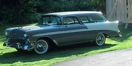 1956 Chevrolet Nomad for sale 100824255