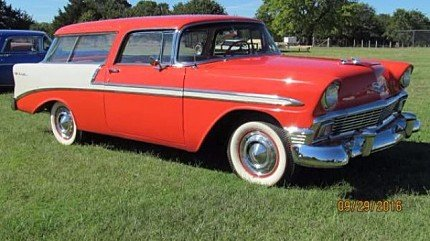 1956 Chevrolet Nomad for sale 100923844