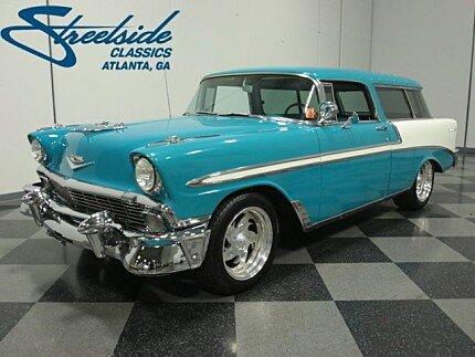 1956 Chevrolet Nomad for sale 100945854