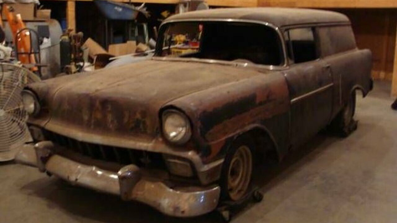 1956 Chevrolet Other Chevrolet Models for sale near Cadillac ...