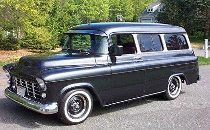 1956 Chevrolet Suburban for sale 100810561