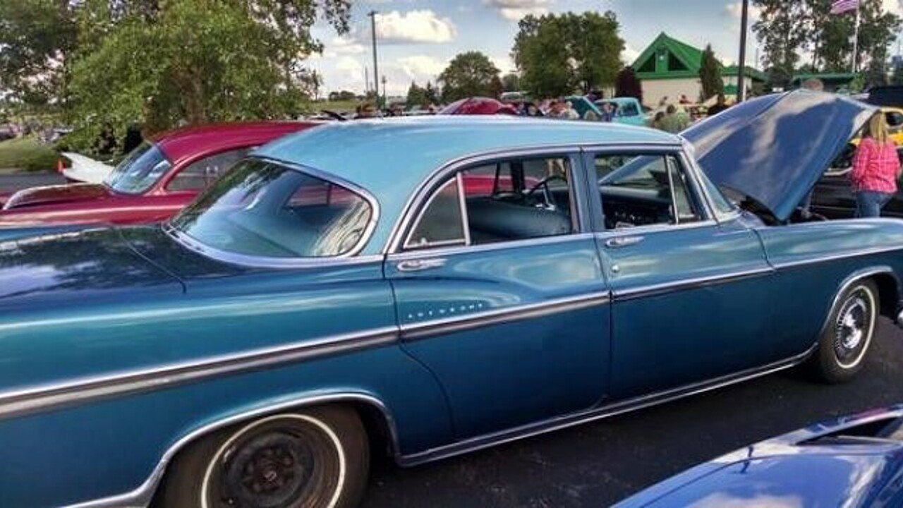 1956 Chrysler Imperial for sale near Cadillac, Michigan 49601 ...