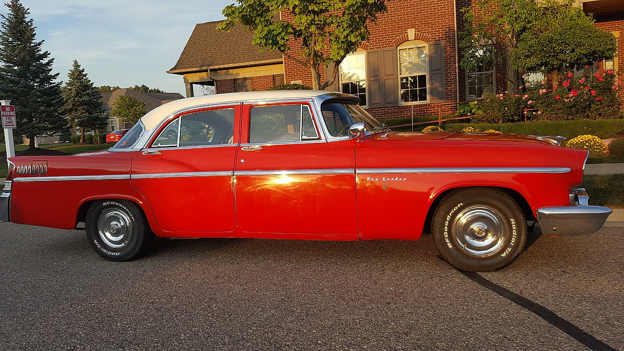 1956 Chrysler New Yorker for sale near Chesterfield twp, Michigan ...
