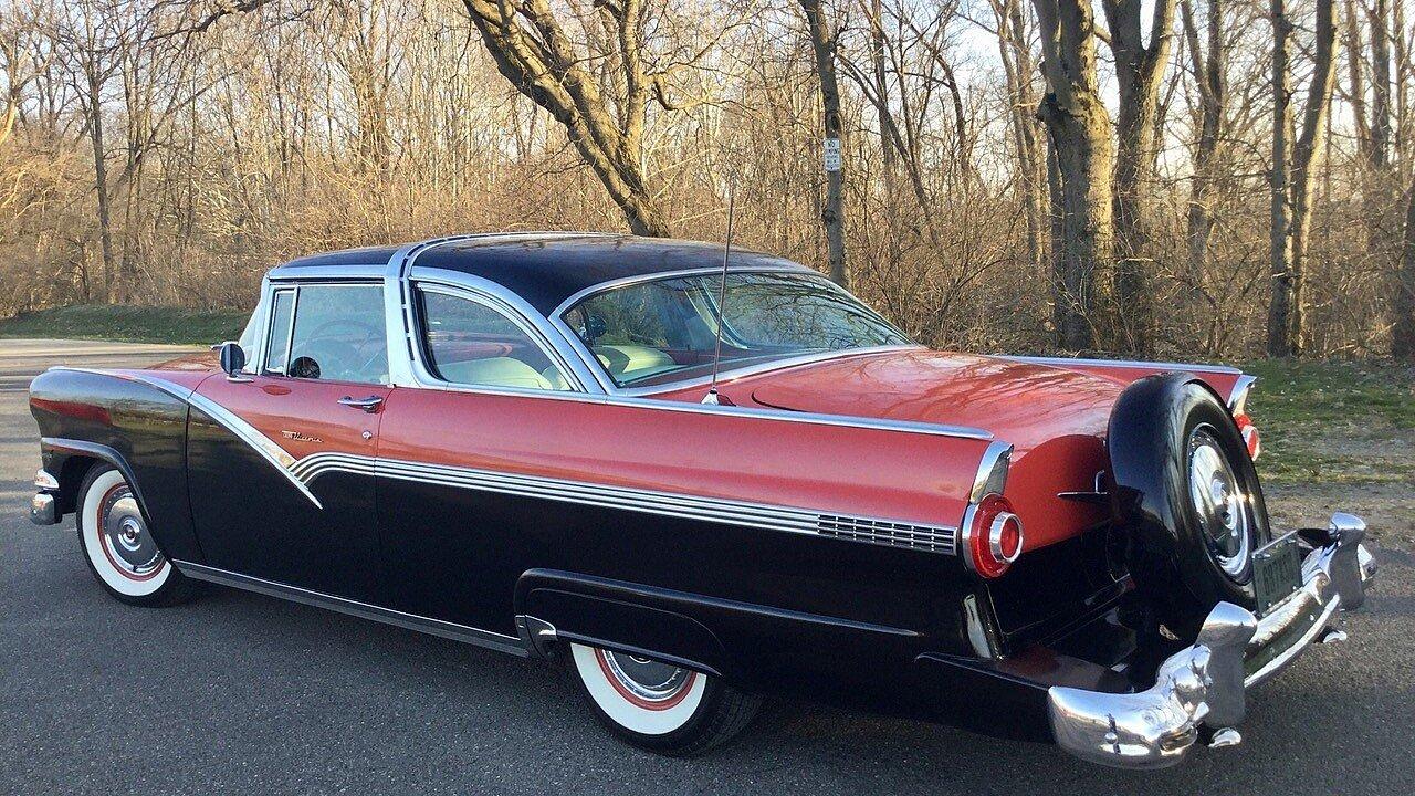 1956 Ford Crown Victoria for sale near Atlanta, Georgia 30318 ...