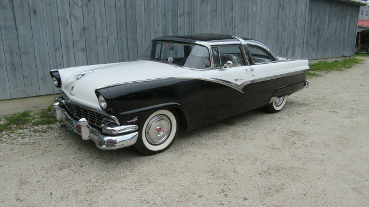 1956 Ford Crown Victoria for sale 101010007