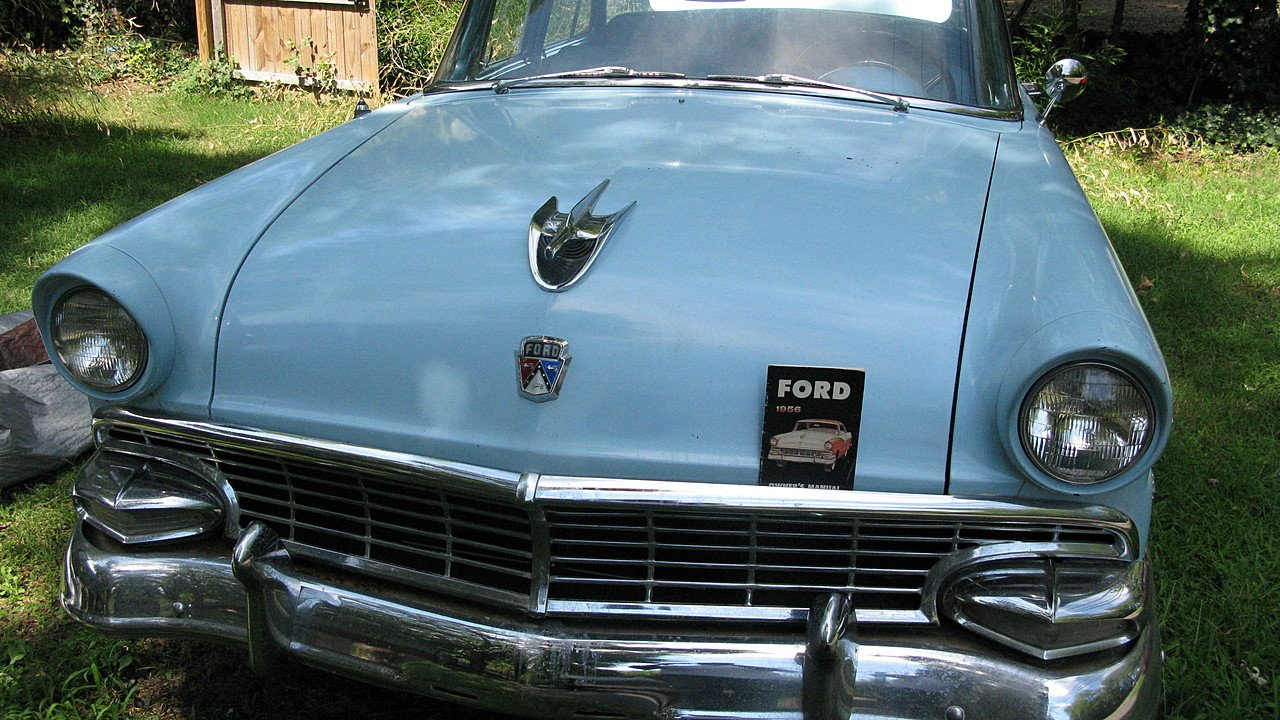 1956 Ford Customline for sale near Punta Gorda, Florida 33955 ...
