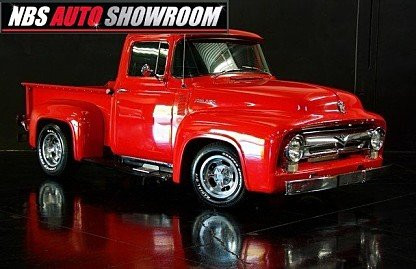 1956 Ford F100 for sale 100728325