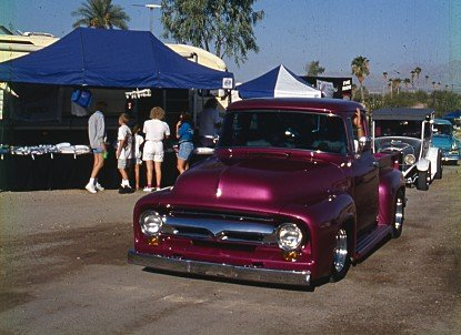 1956 Ford F100 for sale 100755025
